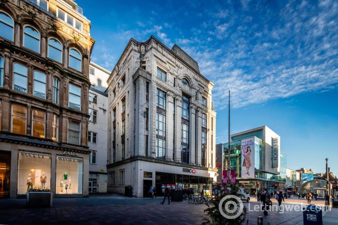Buchanan Building, Glasgow - Exterior