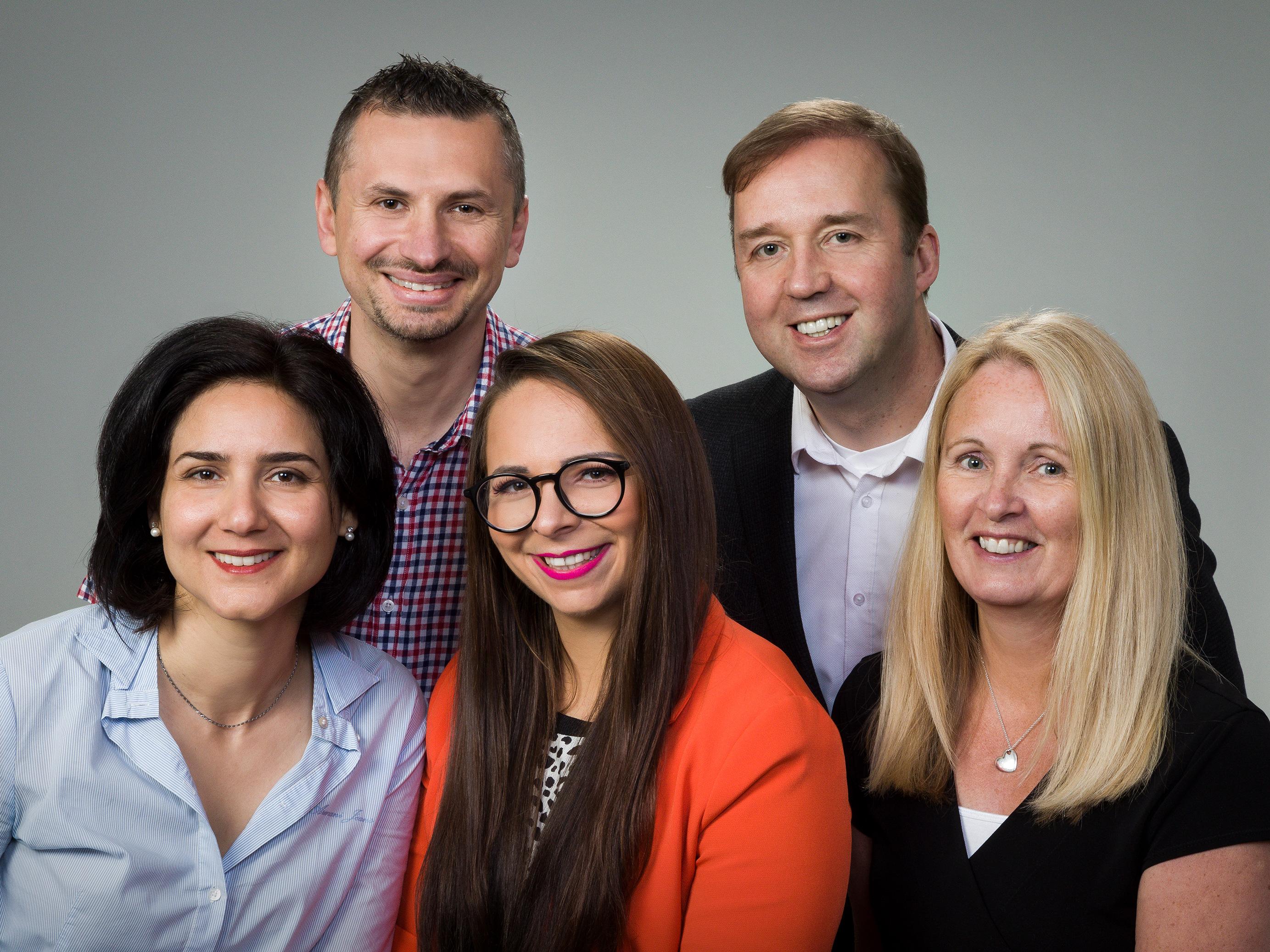 ELC team photo